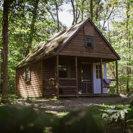 Vivienda estructura de madera