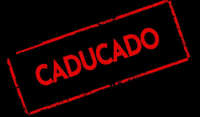 CADUCADO