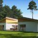 Casa prefabricada sostenible, ecológica, rentable