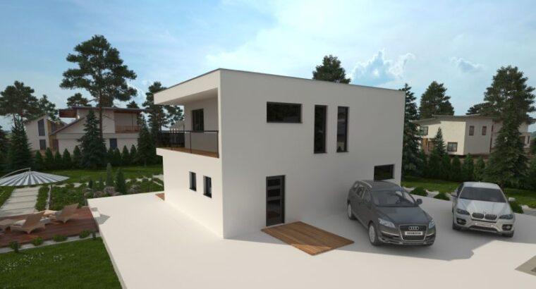 Casa sostenible, ecologica, moderna , económica